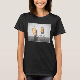 Corchos del baile camiseta