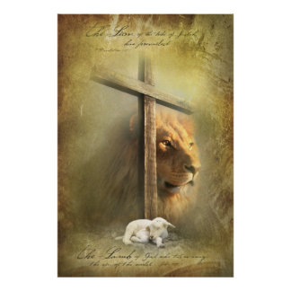 CORDERO de DIOS - posters religiosos cristianos