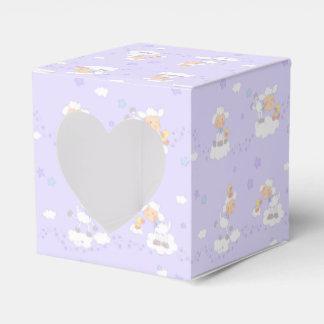 Cordero dulce en la nube caja para regalos