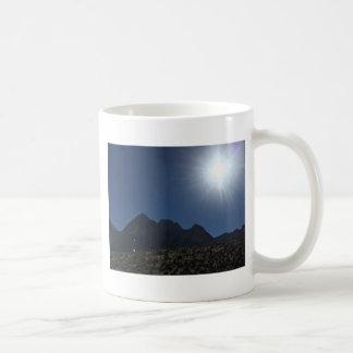 Cordillera del nanovoltio taza de café