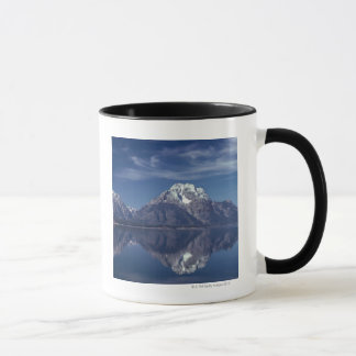 Cordillera magnífica de Teton Taza