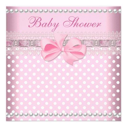 Cordón de la perla del punto de rosas bebés del ch comunicados personales