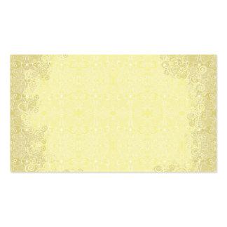 Cordón del búho y de la luciérnaga tarjetas de visita
