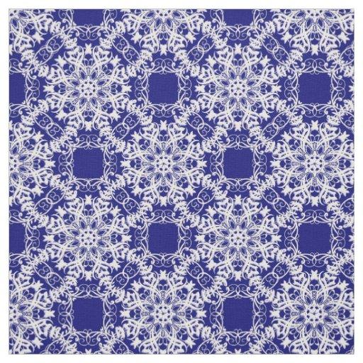 cordón floral del victorian telas