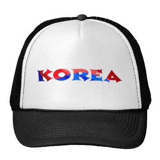 Corea Gorros Bordados