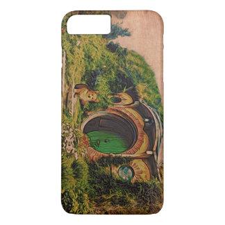 Corgi en Hobbiton Funda iPhone 7 Plus