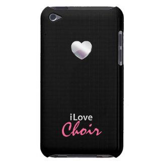 Coro lindo iPod touch Case-Mate cárcasas