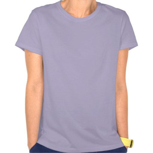 Corona caprichosa camiseta