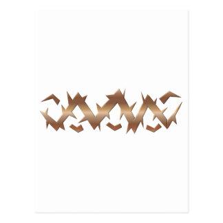 Corona de espinas - Viernes Santo Tarjetas Postales
