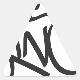 corona de la etiqueta del rey