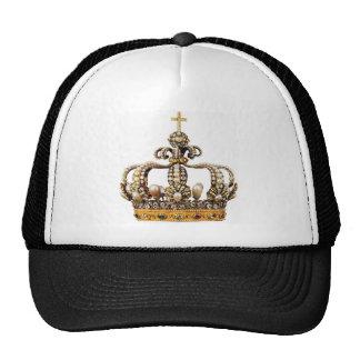 Corona de oro I Gorros Bordados