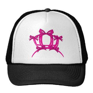 Corona del arco gorras de camionero