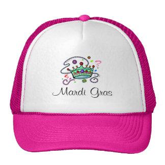 Corona del carnaval gorras