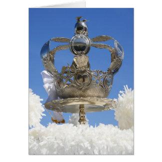 Corona del Espíritu Santo Tarjetas