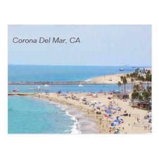 Corona del Mar, CA Postal