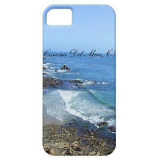 Corona del Mar Iphone 5/caso iPhone 5 Protectores