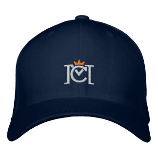 Corona del texto del cm gorras de béisbol bordadas