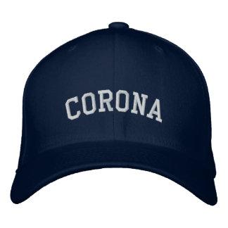 Corona Gorra Bordada