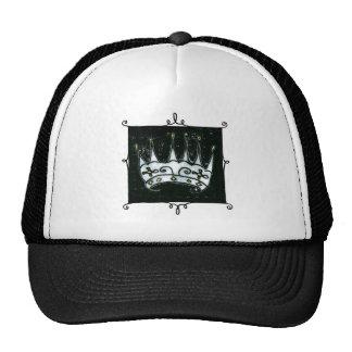 corona gótica gorras de camionero