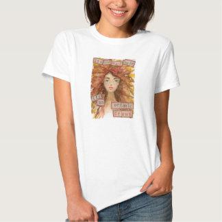 Corona orgánica camiseta