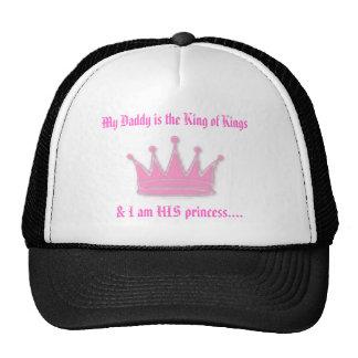 Corone #4, mi papá es el rey de reyes, y I… Gorra