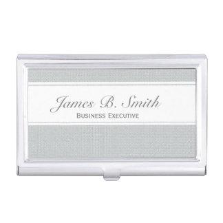 Corporativo administrativo del negocio con clase caja para tarjetas de visita