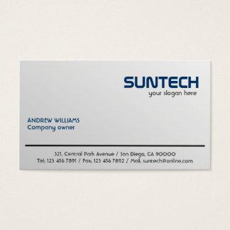 Corporativo - tarjetas de visita