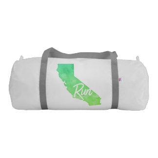 Corra el bolso del entrenamiento de California Bolsa De Deporte