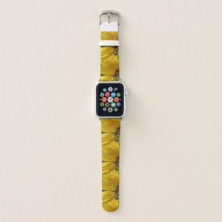 Correa Para Apple Watch Abeja en el girasol