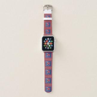 Correa Para Apple Watch Apple mira el avión de cuero de Avion del avión de