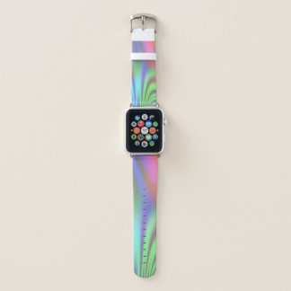 Correa Para Apple Watch Arco iris de Swirly