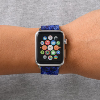 Correa Para Apple Watch Arte abstracto de la galaxia
