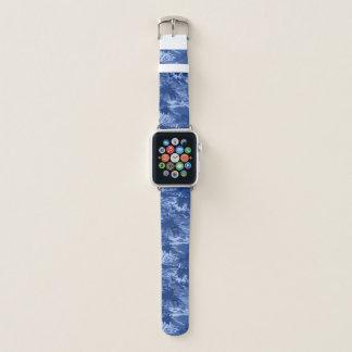 Correa Para Apple Watch Azul real escénico de la isla hawaiana de la bahía