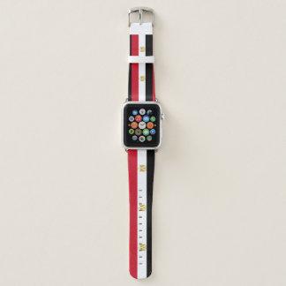 Correa Para Apple Watch Bandera de Egipto