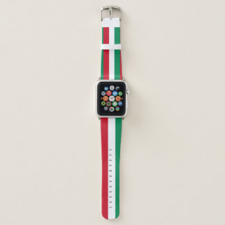Correa Para Apple Watch Bandera de Hungría
