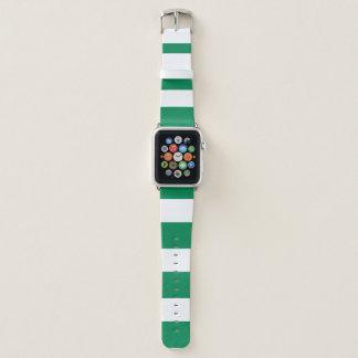 Correa Para Apple Watch Bandera de Nigeria