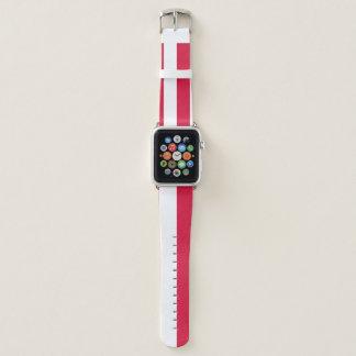 Correa Para Apple Watch Bandera de Polonia