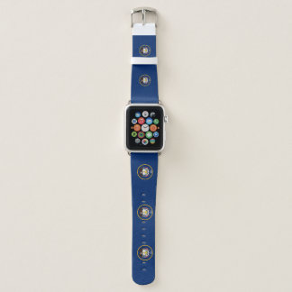Correa Para Apple Watch Bandera de Utah