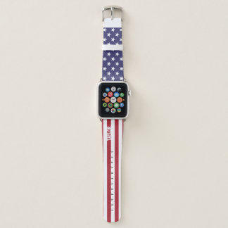 Correa Para Apple Watch Barras y estrellas de Estados Unidos