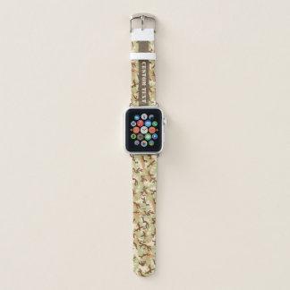 Correa Para Apple Watch Camuflaje del desierto