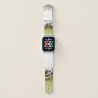 Correa Para Apple Watch Chapoteo del descenso del agua fresca en la fruta