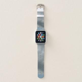 Correa Para Apple Watch Cielo azul y gris