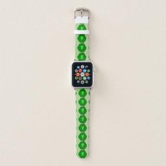Correa Para Apple Watch Coles de Bruselas hediondas del navidad
