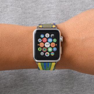Correa Para Apple Watch Colores de Suráfrica