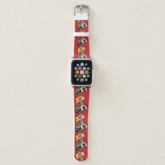 Correa Para Apple Watch Día de fiesta Yorkie Poo