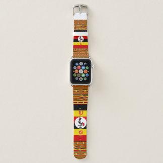 Correa Para Apple Watch Diseño colorido del modelo de la grúa de U G