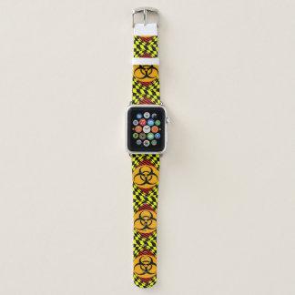 Correa Para Apple Watch Diseño del Biohazard de Kenneth Yoncich