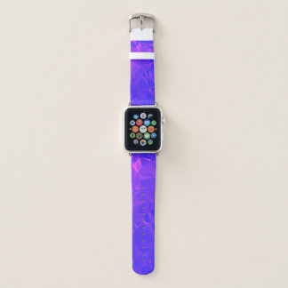 Correa Para Apple Watch Diseños abstractos y limpios de Geo - galaxia
