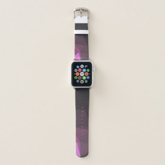 Correa Para Apple Watch Diseños abstractos y modernos de Geo - galaxia de