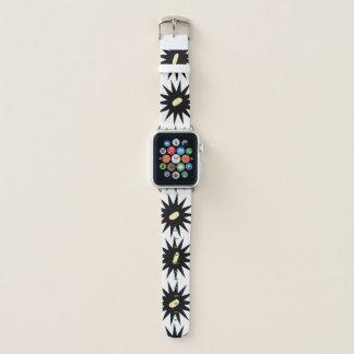 Correa Para Apple Watch Estilo adaptable del art déco de la dalia una